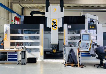 New CNC milling center DINOMAX